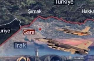 Gara'da 13 Türk vatandaşı şehit edildi!