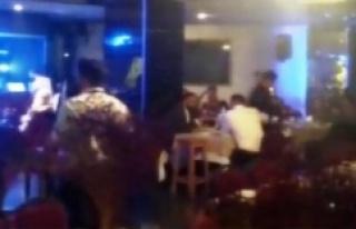 Ataşehir'de Otelin restoranına koronavirüs...