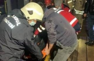 Ataşehir'de Araçın Çarptığı kadın hayatını...