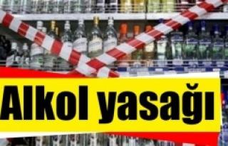 Kapanma öncesi alkol yasağı tartışması