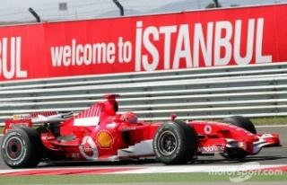 Formula 1, Türkiye GP'sinin iptal edildi