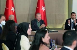 Cumhurbaşkanı Erdoğan: Hızlı bir aşılama takvimi...
