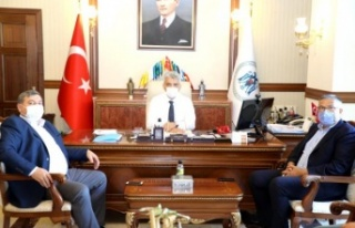 Ataşehir'den Erzincan ValisiMehmet Makas'a...