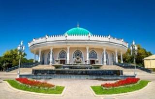 Özbekistan'ın Bağımsızlığının 30'uncu...