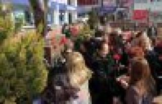 8 Mart Dünya Kadınlar Günü Maltepe'de Kutlandı