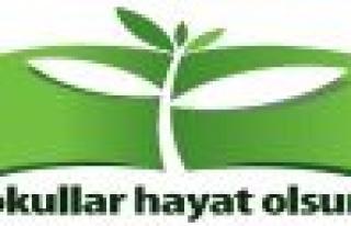 Ataşehir'de 'Okullar Hayat Olsun' Projesi Başlıyor