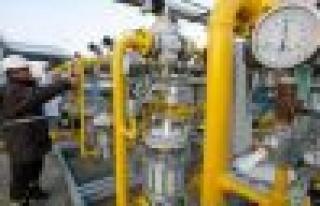 Azerbaycan'dan gelen doğalgaz sorunu giderildi