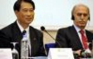 Güney Kore ile Türkiye Arasında ticaret işbirliği...