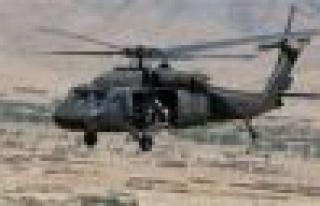 Kabil'deki helikopter kazasında 5 Türk Askeri şehit...