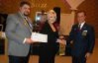 Rotary Kulübü de Emel Sayın'ı ağırladı