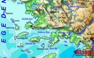 Ege'de 6.3 büyüklüğünde korkutan deprem