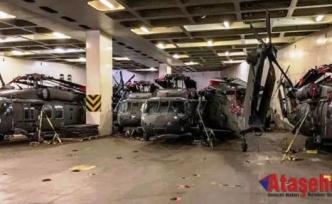 ABD'nin saldırı helikopterlerini Dedeağaç'ta konumlandırıyor