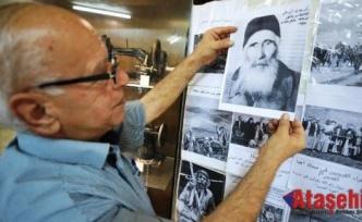 Kudüs'teki son Osmanlı askerinin fotoğrafı Filistin'de bir müzede çıktı