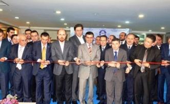 Ensar Vakfı 'Ataşehir'de törenle hizmete açıldı.