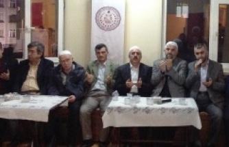 Ataşehir'de  Çankırılılar Şehitler için Mevlit Okuttular
