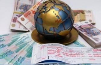 Rusya'da ilkokul çocuğu para 'saçtı'