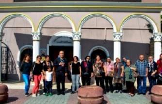 Maltepe'de  Muharrem ayı ziyaretleri başladı