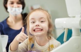 Çocuklarda İlk Diş Muayenesi İlk Dişle Birlikte Yapılmalı