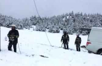AYEDAŞ beklenen yoğun kar yağışına karşı teyakkuzda