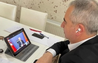 CHP lideri Kemal Kılıçdaroğlu amatör sporun sorunlarını dinledi