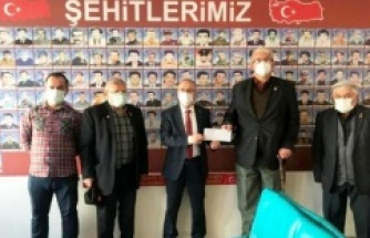 Dr. Ercan Irmak'tan 200 TL'lik hediye alışveriş çeki