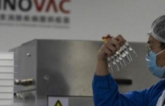 DSÖ'den Çin'in geliştirdiği Sinopharm aşısına acil kullanım onayı