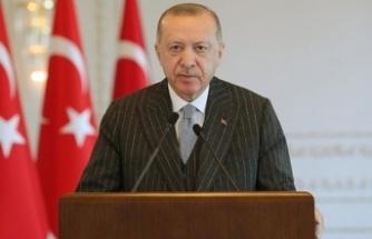 Erdoğan'Bayram sonrası normalleşme adımlarını atıyoruz