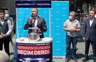 """Saadet Partisi'nden """"SEÇİM DEĞİL GEÇİM İTTİFAKI"""" çağrısı!"""