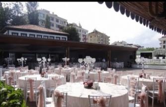 Galanima Restaurant Bahçe, Trabzon