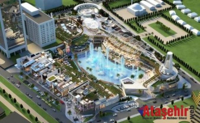 Ataşehir'de Dev gusto merkezi açılıyor