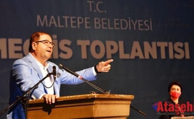 Maltepe Belediyesi'nin 2021 yılı bütçesi 545 milyon TL