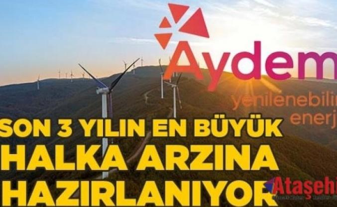 Aydem Yenilenebilir Enerji, Halka Arzına hazırlanıyor