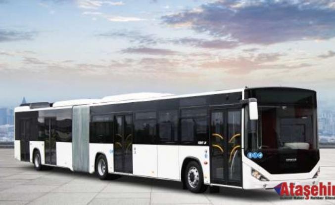 Otokar Kent Körüklü otobüsleri Başkent için üretilecek