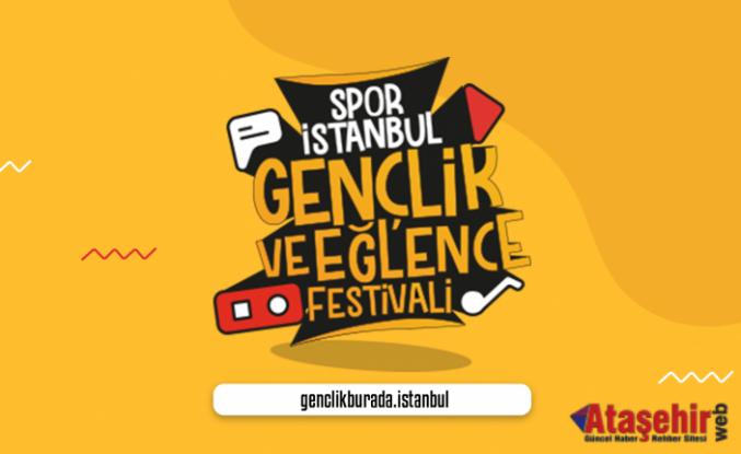 SPOR İSTANBUL'DAN GENÇLER İÇİN KAÇIRILMAYACAK FESTİVAL