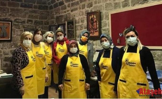 Kadın Kooperatifi Türkiye'de bir ilki yaptı, ihracata başladı