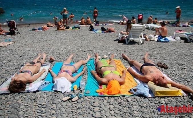 Turizm toparlanmaya başladı