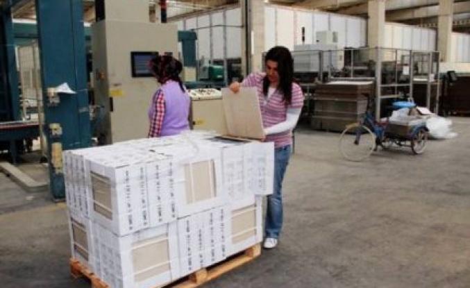 Çankırı, Söğütsen Seramik Fabrikası Yeniden Üretime Başladı