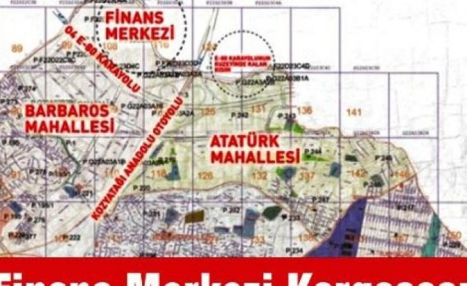 Finans Merkezi Ataşehirin mi, Ümraniyenin mi