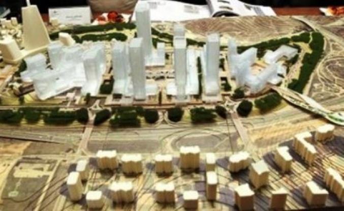 İstanbul'da tüm yollar İstanbul Finans Merkezine çıkacak