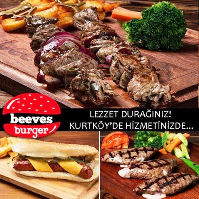 Restaurant Firmalar Beeves Burger Steakhouse Kurtk Y