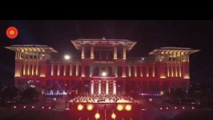 15 Temmuz Destanı  Fahir Atakoğlu Cumhurbaşkanlığı Senfoni Orkestrası
