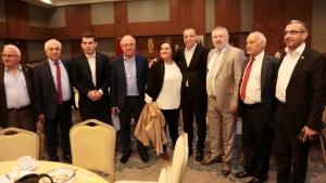 CHP Ataşehir Belediye Başkanı ve Belediye Başkan Adayı Battal İlgezdi, Ataşehir STK'lar Buluşması