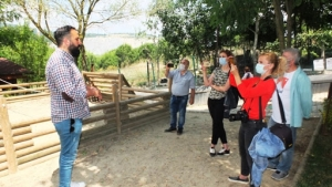 EMA Sports Akademy, 34 Orman Parkta Yapılacak etkinliklerin tanıtımını Erkan Sarıkaya yapıyor