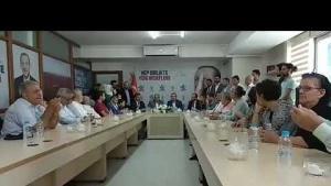Ak Parti Ataşehir İlçe Teşkilatı Bayramlaşma Proğramı 2019