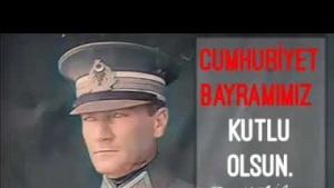 Ataşehir Belediyesi Cumhuriyetimizin ilanının 97. yılında Kutlama videosu yayınladı