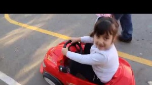 Ataşehirli Minik Sürücüler Trafik Eğitiminde