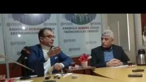 AYEDER - Yönetimi - Gürsel Sarımaden - 10 Ocak Çalışan Gazeteciler gününü kutladı