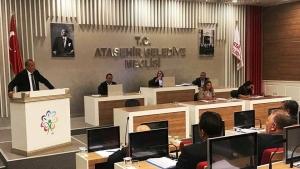 Ataşehir Belediyesi Meclisi Ekim ayı toplantısı, Battal İlgezdi, Naim Yağcı, Bayram Varol Konuşması