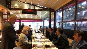 CHP Ataşehir Belediye Meclis Üyesi Aday Adayı Bayram Arslan'ın Birlik ve Dayanışma Kahvaltısı