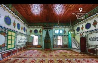 Çankırı Eldivan Hacı Murad-ı Veli Türbesi, Külliyesi
